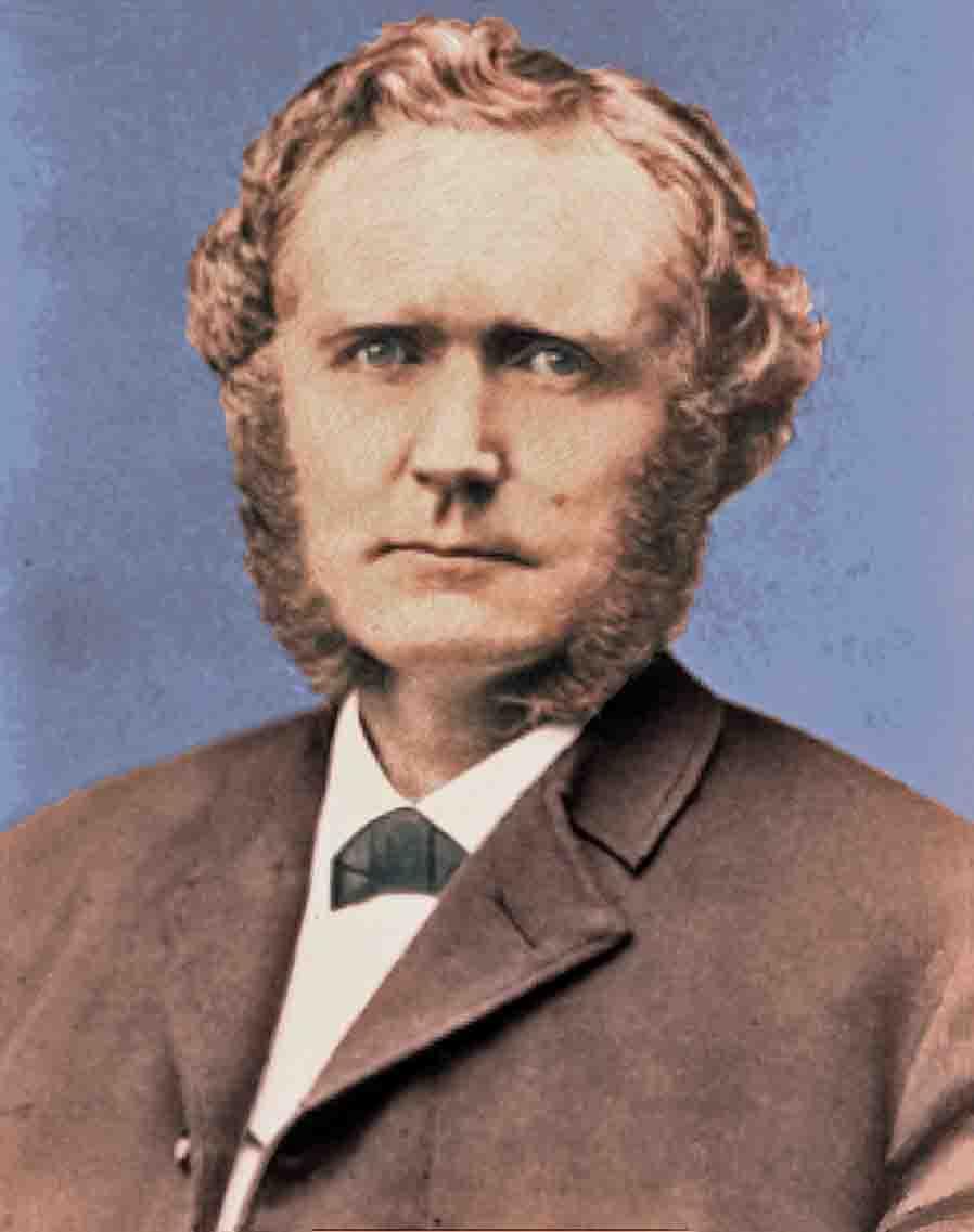 John B Newbrough